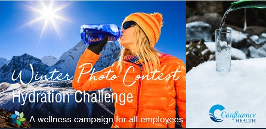 2019 Winter Photo Contest & Hydration Campaign